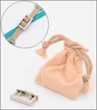三分紐や四分紐を使う時に!帯締めストッパー